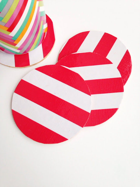 https://great.ly/t/leighhines--Red Coasters. Perfect for Beach Style. HinesSightBlog Collection