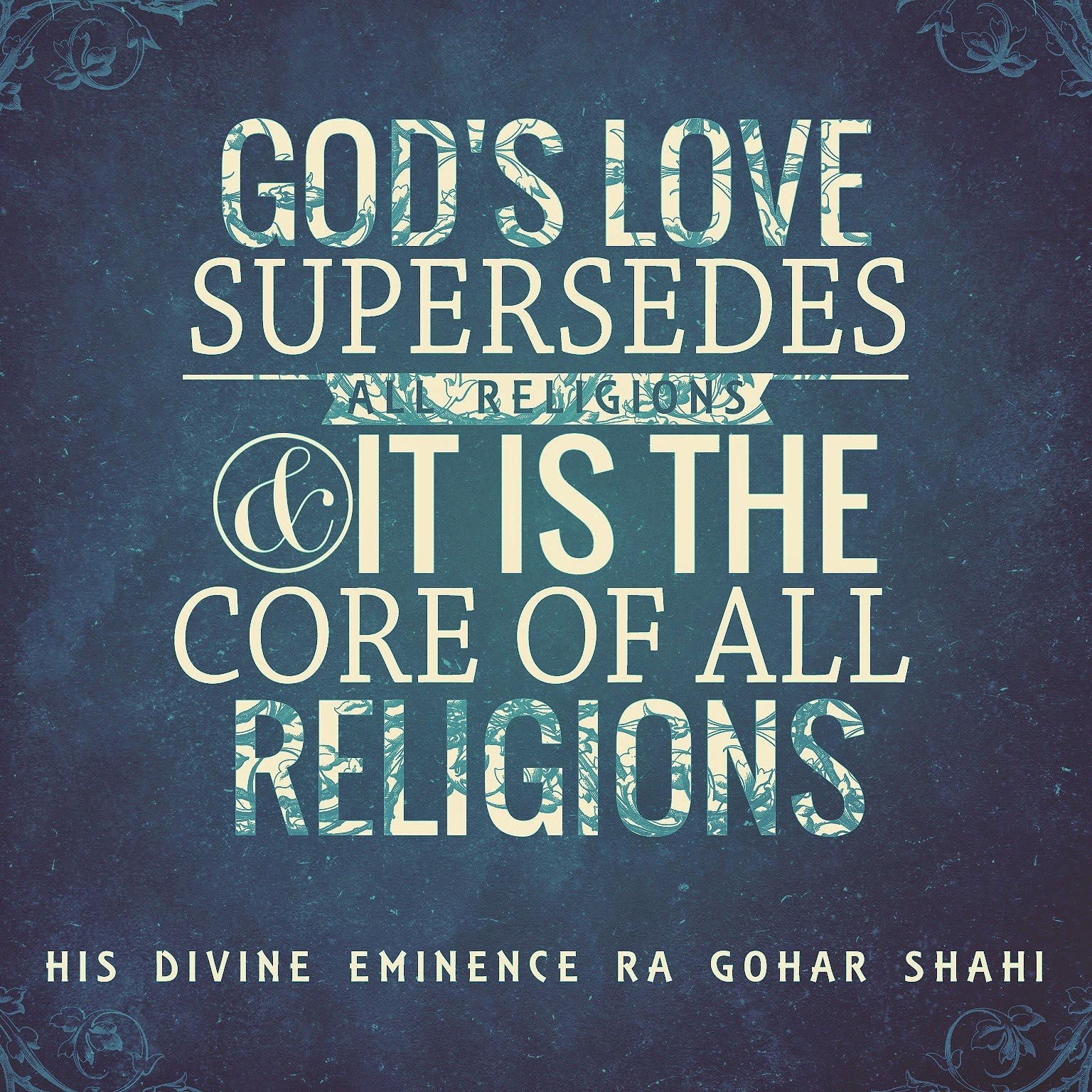 Todays Quote About Love The Official Mfi® Blog Quote Of The Day God's Love Supersedes.