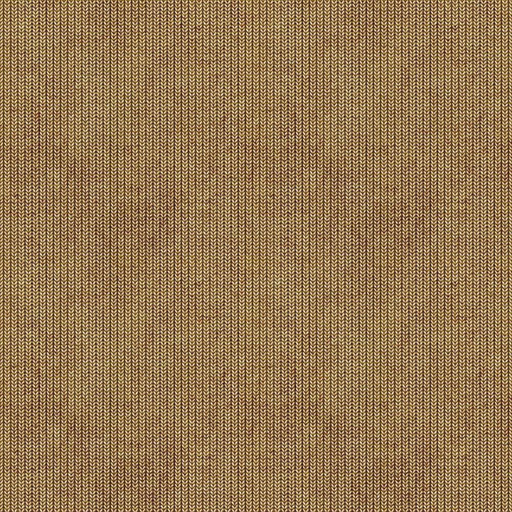 Seamless Brown Knitting Cotton Wool + Bump Map | Texturise ...