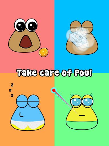 Pou Game APK 1.4.41 Free Download