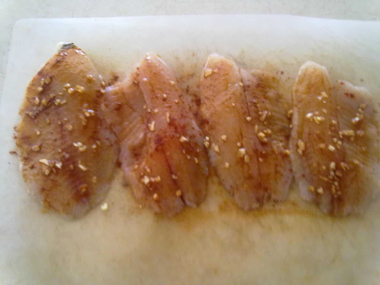 Las recetas de angie 3 recetas en 1 comida for Comida para tilapia