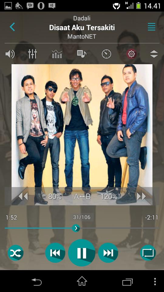 jetAudio Music Player Plus Terbaru