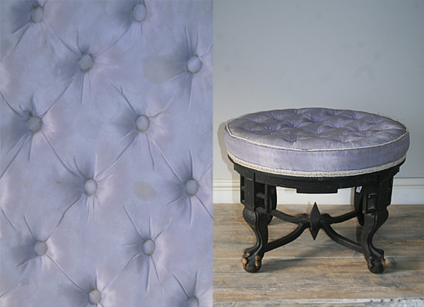 No21 interiors painting decorating french boudoir for Boudoir stoel