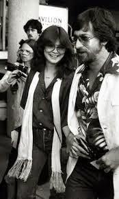 Valerie Bertinelli is related to ex boyfriend Steven Spielberg ...