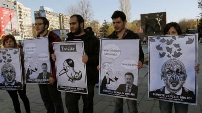 Pemerintah Turki Blokir Twitter