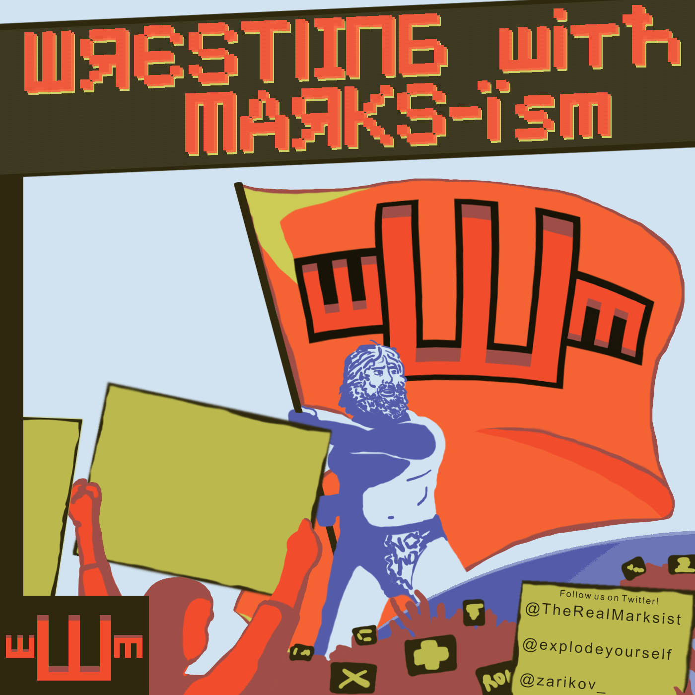 Wrestling With Marks-ism