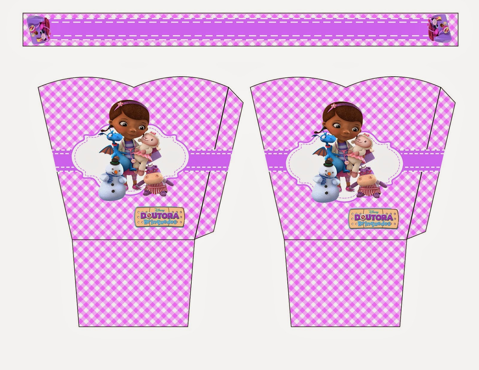 It's just a photo of Stupendous Free Doc Mcstuffins Printable