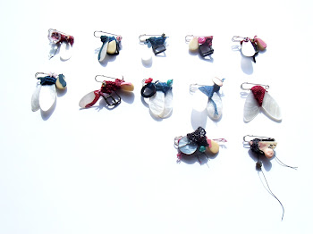 Cast, brooches, 2013