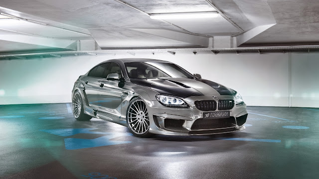 2014 hamann bmw m6 gran coupe wallpapers
