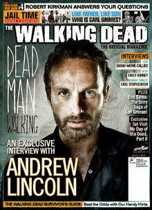 THE WALKING DEAD OFFICIAL 'ZINE