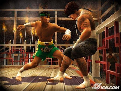 Play Muay Thai Game