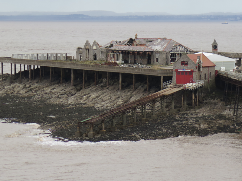Birnbeck Pier, Weston-super-Mare