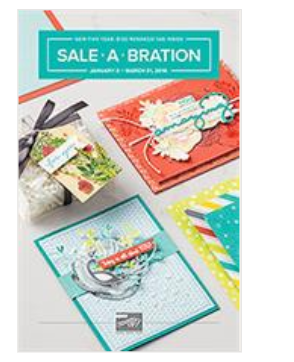 2018 Sale-A-Bration Catalog