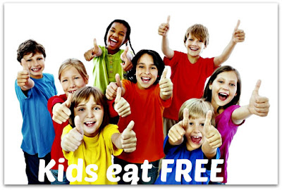 kids eat free coraville, cedar rapids and iowa city