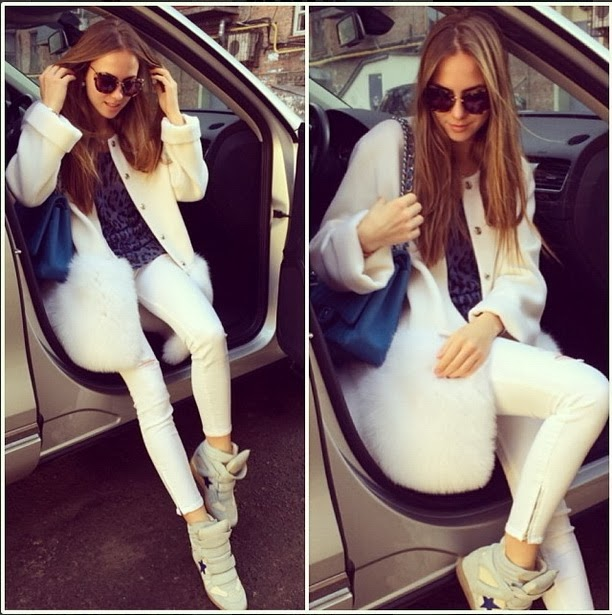 Instagram Fashion Jenuary 2014 Best Dressed Girls How To Dress