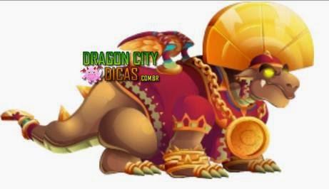 Dragão Imperador Asteca