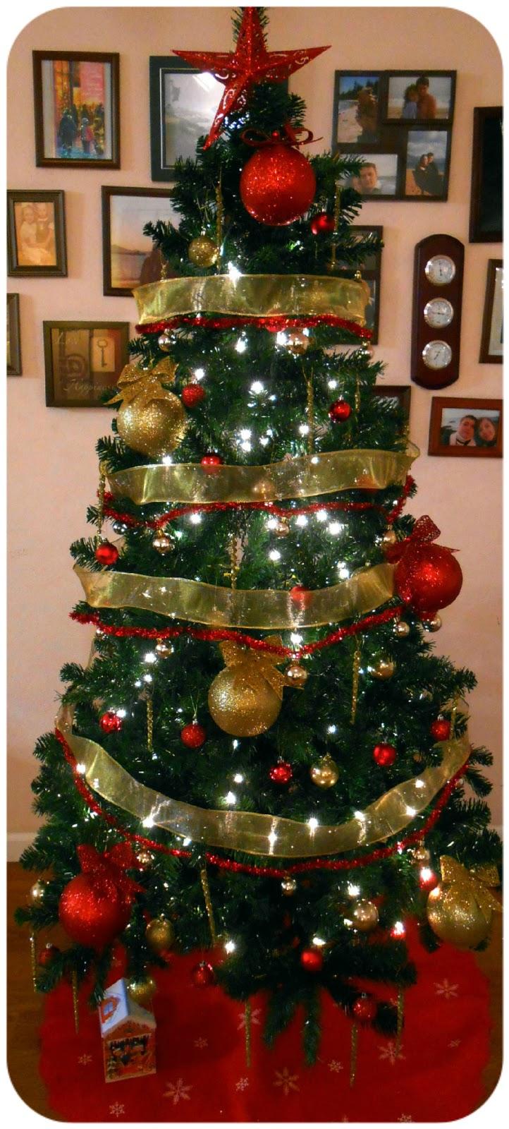 dollar tree christmas train