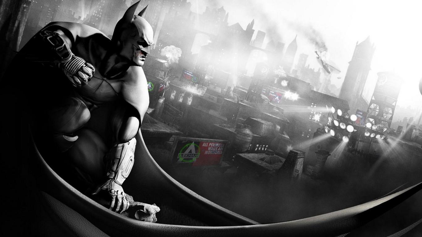 the elderly gamer batman arkham city review summary xbox