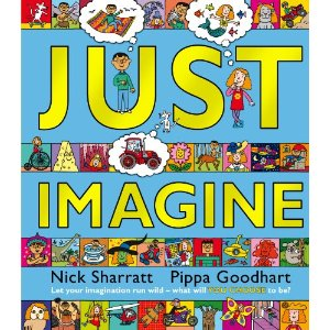 Just Imagine Book Cover