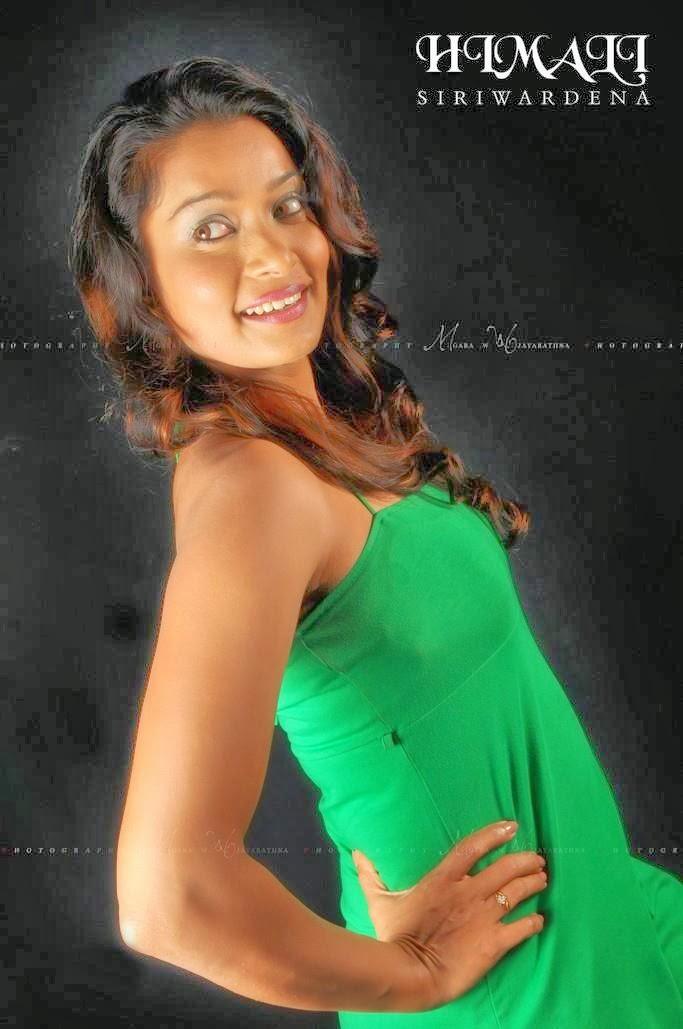 Himali Siriwardena with Migara Wijayanga Photography