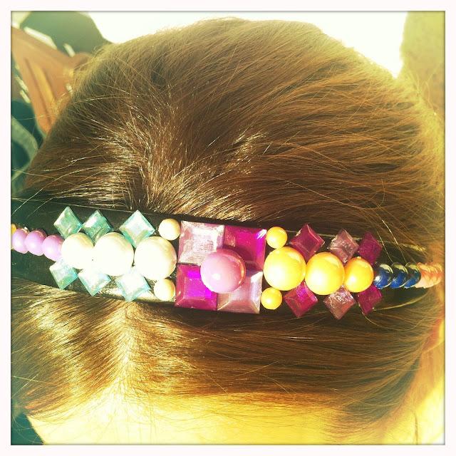DIY Das mach ich selber! DIY Haarreif