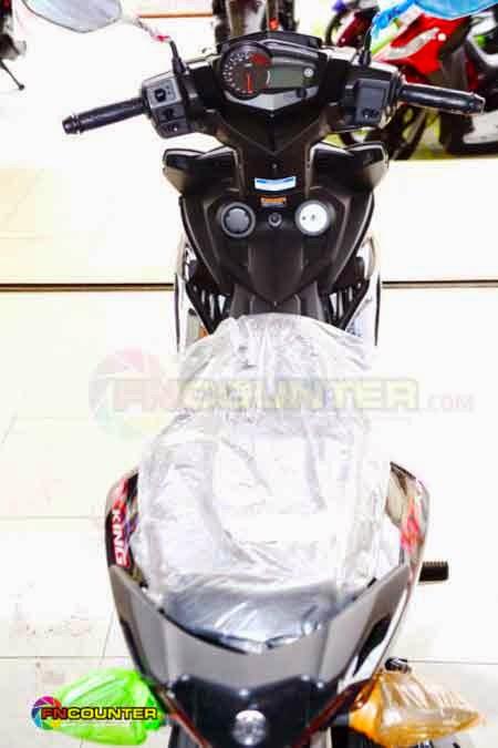 gambar speeedometer Yamaha Jupiter MX King 150