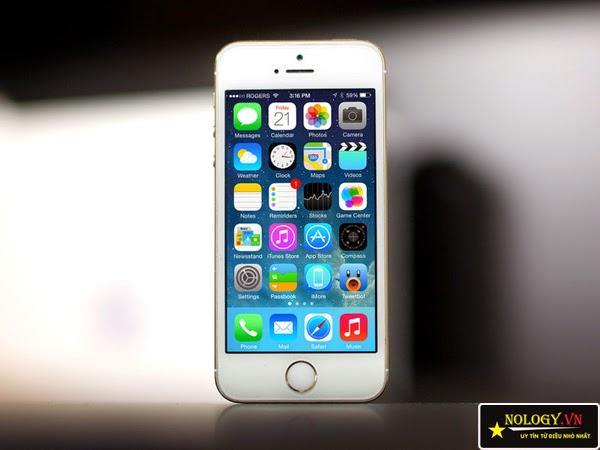 Hướng dẫn test máy điện thoại Iphone 5s cũ