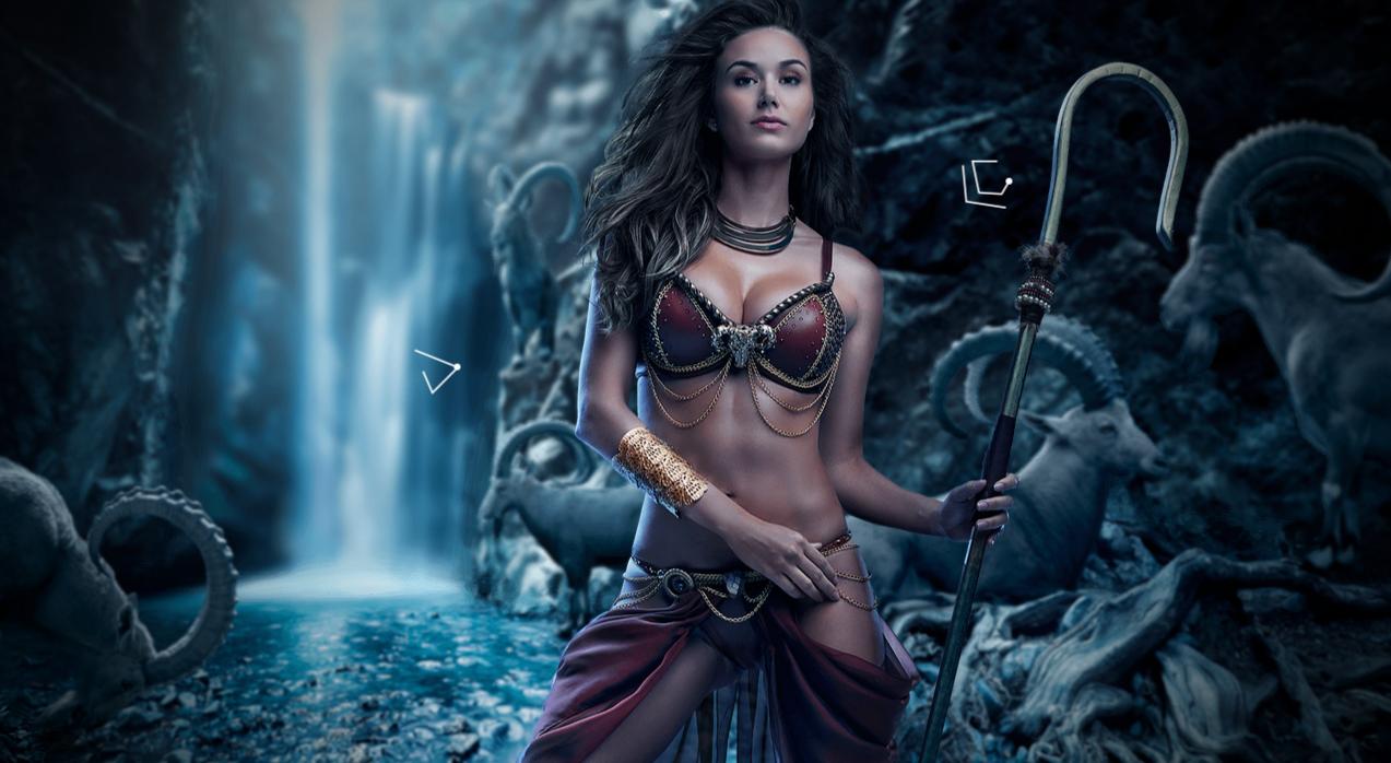 Calendario Tecate 2015- Zodiaco Sexy, Signo Capricornio