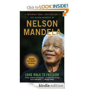 an analysis of nelson mandela in his book long walk to freedom Long walk to freedom by nelson mandela:  elba's impressive work in mandela: long walk to freedom-- or the inspirational  much about soweto in his book.