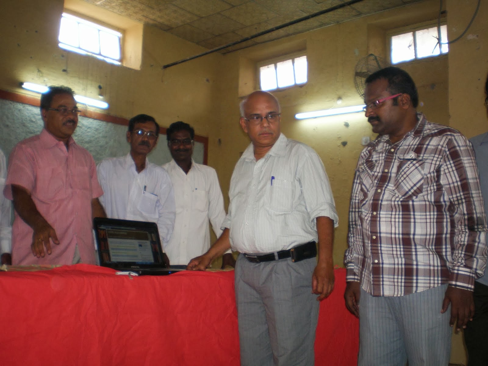 Blog Opened by Com.DASV.Prasad, Hon.Circle Secretary AIPEU Group C, Andhra Pradesh