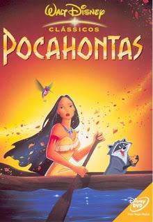 Pocahontas PT-PT Baratta-infantil