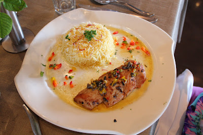 Chicken with Saffron Rice at Salsa, Pune