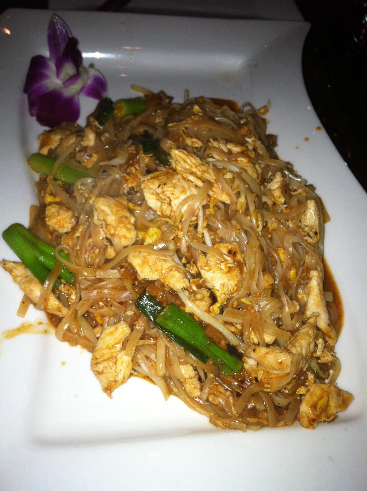 Tipsy Foodie Thai Lotus Tequesta Fl