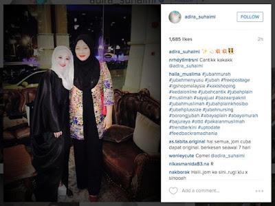 Adira AF Bakal Kahwin VIP, Jadi Isteri Kedua?
