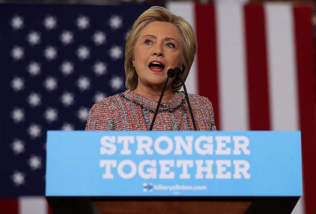Alarma en el búnker demócrata: Hillary pierde terreno