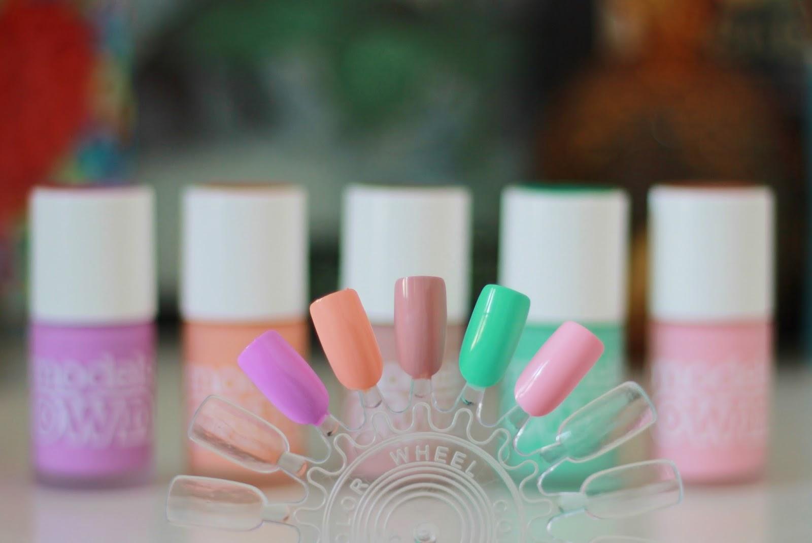 NEW! Models Own - Icing Collection | Nails, Nail polish