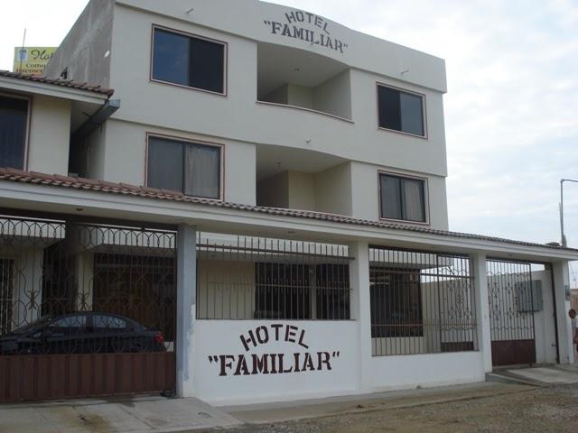 Hotel familiar salinas for Hotel el familiar