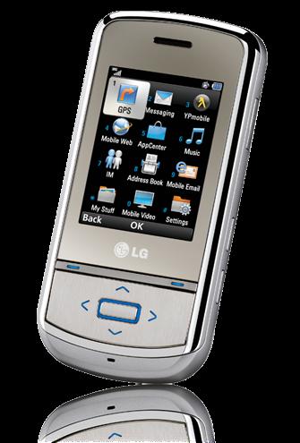 LG Shine II  3G camera phone in cheap