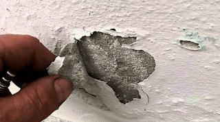 Cara Mengecat Dinding Yang Lembab