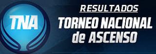 RESULTADOS TNA