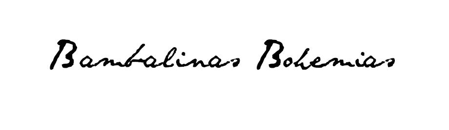 Bambalinas Bohemias