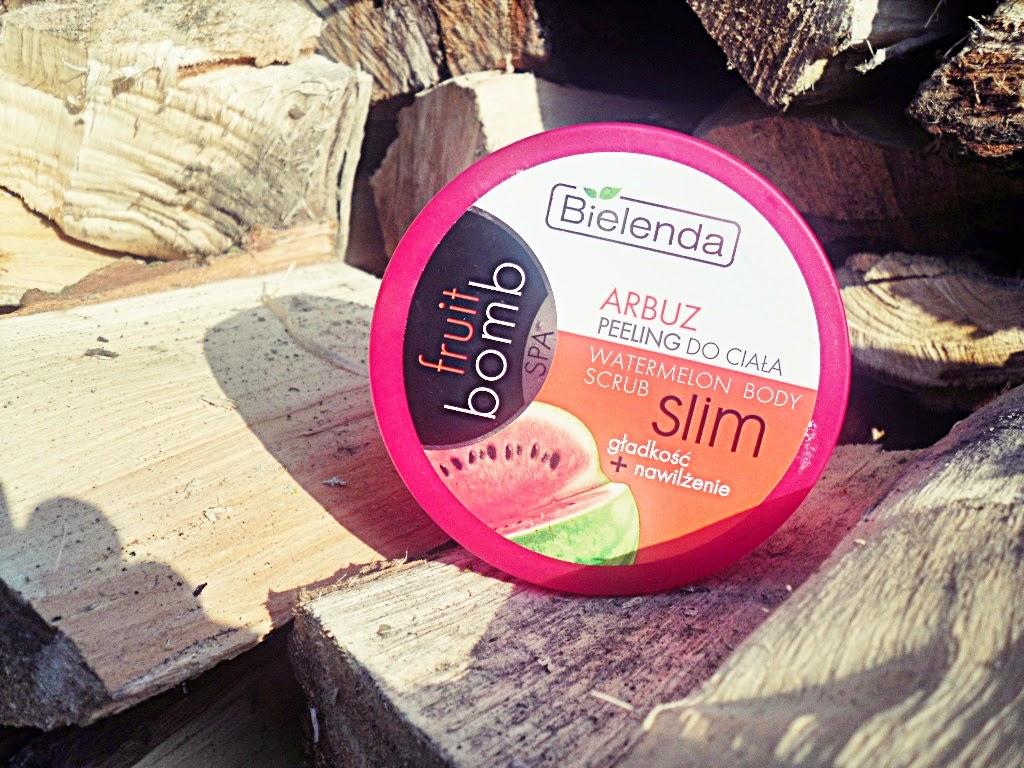 Bielenda fruit bomb SPA peeling do ciała - arbuz