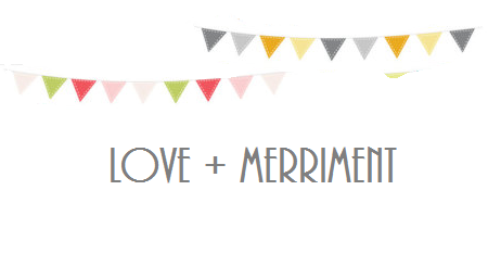 love + merriment = family