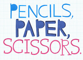 Pencils, Paper, Scissors Collective.