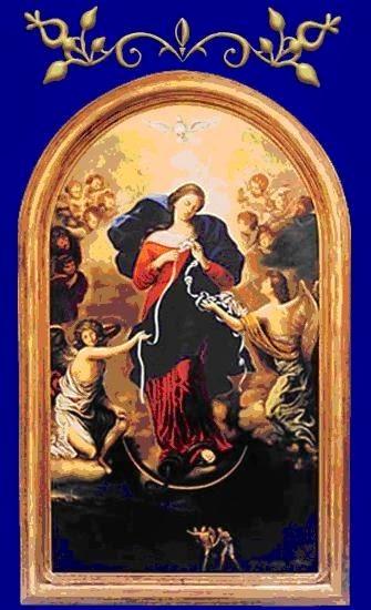 MARY, untier (undoer) of knots of life - MARIJA li tħoll l-għoqiedi tal-ħajja