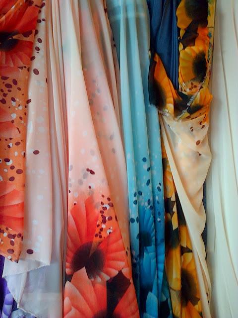 CERUTI CORAK BUNGA BESAR / CERUTI FLOWER PRINT