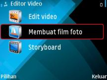 aplikasi video editor s60v3 indonesia