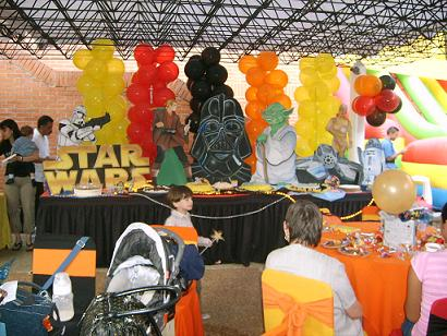 Decoracion tortas y mucho mas bellas decoraciones for Decoracion star wars