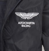 Aston Martin jacket badge