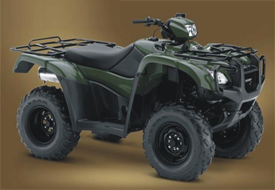 2012 Honda Fourtrax Foreman 500 4x4 Ps Specifications And